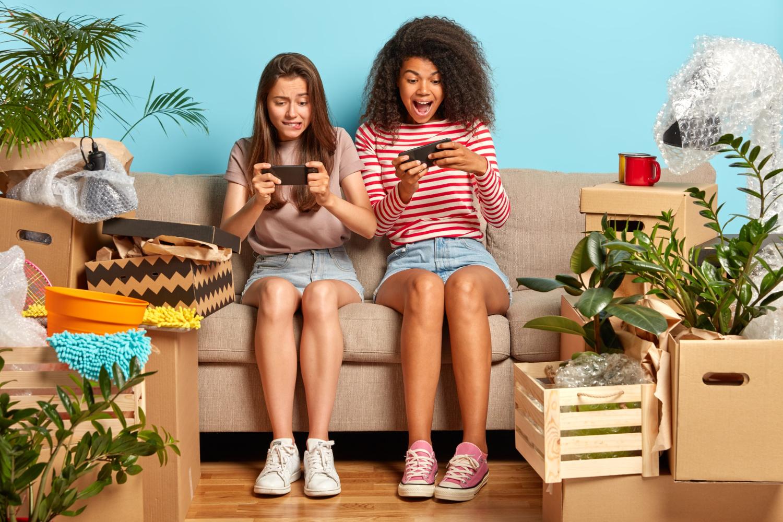 aplikacje mobilne w domu